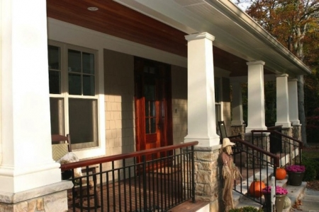 3 Welcoming Front Entrance Renovations | McLean, VA