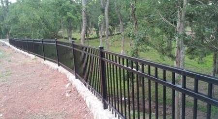 Aluminum Fences: Considering Your Materials, Layout and the Issue of Slopes | Chantilly VA