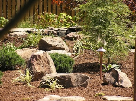 Backyard Landscapes and Rocks | Takoma Park MD