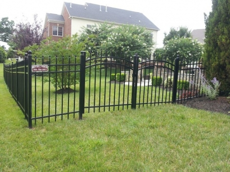 Gated Community | Local Fence Company Installs Practical Fence