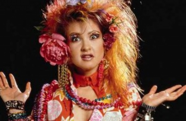 "Would Cyndi Lauper Show Her ""True Colors"" In a Kitchen Design"