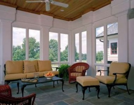 How To Personalize Your Screened Porch | Chevy Chase MD