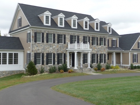 Achieve Timeless Beauty With A Stone House Front | Silver Spring, MD