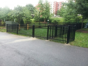 Apartment in Alexandria, VA Gets Dog Park With a Special Feature