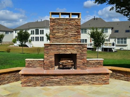 Thinking of Installing an Outdoor Fireplace or Fire Pit? Some Tips to Help You Along - Washington DC