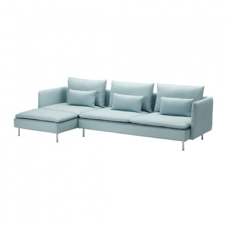 Söderhamn Sofa is Stylish and Deceptively Comfortable