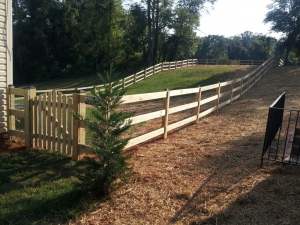 Get a Free Gate When You Buy a Fence