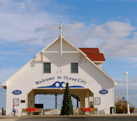 #4 Most Searched Vacation Home Destination: Ocean City, MD