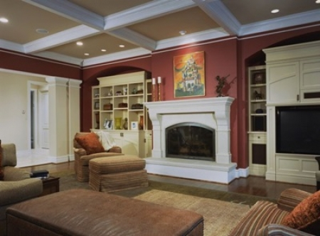 Remodeling a Room in Your Home? Consider Installing an Electric Fireplace | Gaithersburg MD