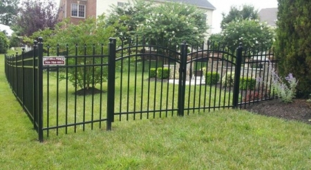 Why Wrought Iron is an Excellent Choice for Residential Fencing | Reston VA