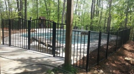 Unique Ideas for a Pool Fence you may not have Considered | Manassas VA