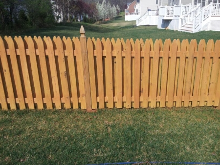 Security Fence Great Option for your Property