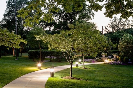 Transform your Landscape Lighting From Mundane to Fabulous | Rockville MD
