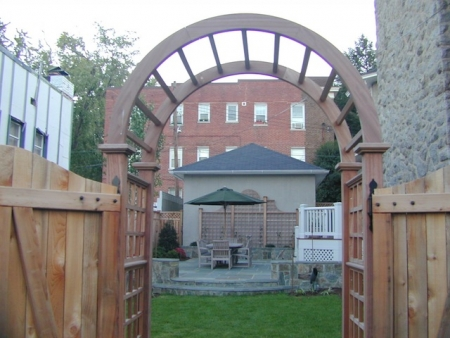 Add a Trellis or Pergola for Backyard Elegance | Potomac, MD