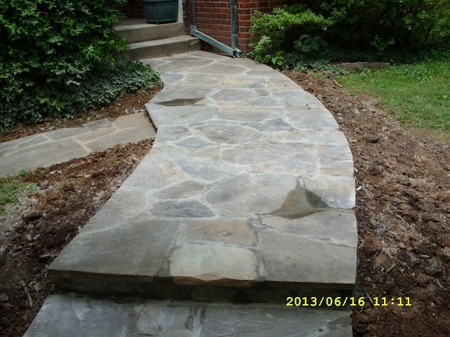 5 Reasons To Choose Flagstone Walkways | Gaithersburg, MD